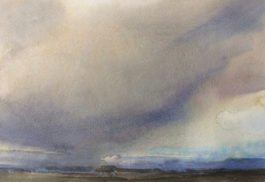 Incoming Storm, Burton Mere